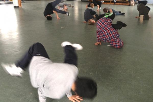 breakdance-programmaboekje